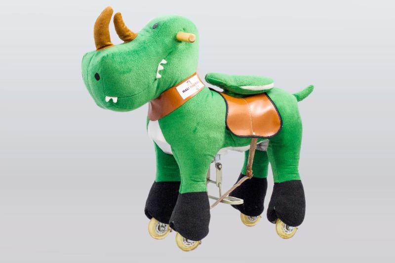 hali-hali-rides-dinosaur-1