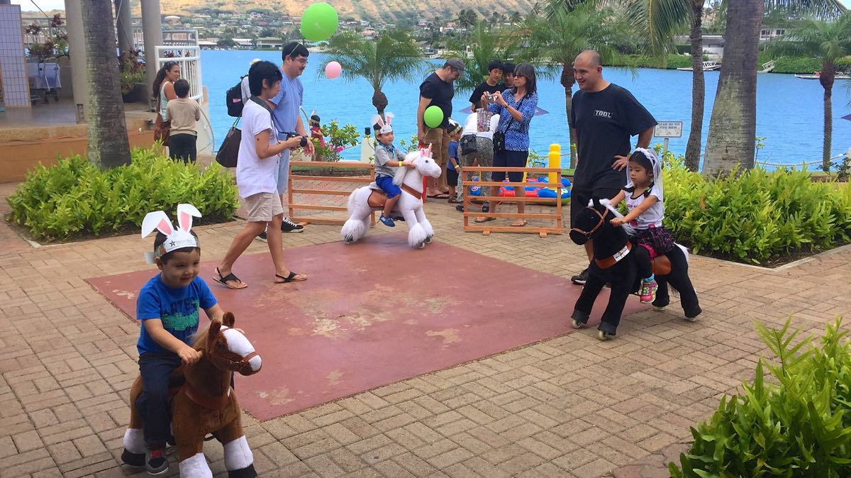 Hawaiis Favorite Party Rental Service With Stuffed Animal Toy Rides This Is A Great Idea For Your Kids Next Birthday